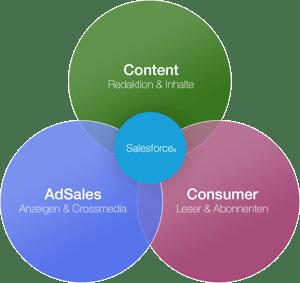 MediaVelox Lösungsbereiche